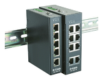 D-Link baut Industrie-Switch-Serie aus