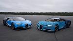 Lego baut fahrfähigen »Bugatti Chiron« in Originalgröße