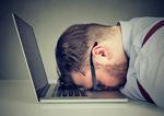 Wann macht der Büroschlaf Karriere?