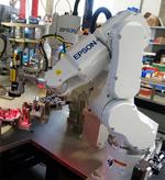 Industrieroboter zu gewinnen