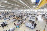 Canon verlagert Flachbettdrucker-Produktion nach Poing