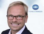 Neuer Sales-Verantwortlicher bei Konica Minolta