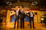 Fujitsu zelebriert »Co-creation« bei Bier und Haxn