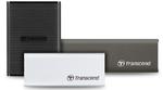Transcend bringt schicke SSDs für unterwegs