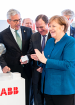 ABB-Chef Spiesshofer springt ab