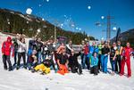 Legendärer Skispaß mit dem Channel