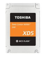 Toshiba mit neuer NVMe-SSD