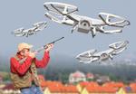 Gericht erlaubt privaten Drohnenabschuss