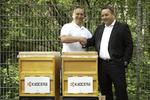 120.000 bienenfleißige Mitarbeiter für Kyocera