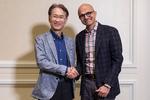 Microsoft und Sony werden Team-Player