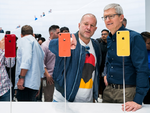 Chefdesigner Jony Ive verlässt Apple