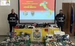 Mehr als 4,7 Millionen gefälschte Produkte aus dem Verkehr gezogen