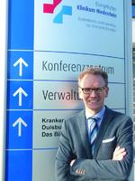 Moderne IT-Infrastruktur für Klinik in Duisburg
