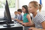 Smartphones und Computer für Kindergärten