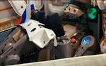 Roboter »Fedor« erweitert ISS-Besatzung