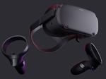 VR-Brille »Oculus Quest« von Facebook erkennt Handbewegungen