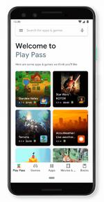 Google bietet App-Abo an