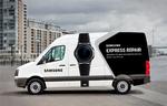 Samsung kündigt mobilen Reparaturservice an