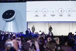 CES: Auch Samsung lässt Roboter los