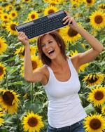 Logitech bringt Solartastatur