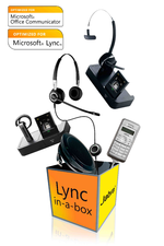 Lync-Bundle mit Jabra-Headsets