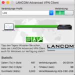 Lancom bringt VPN Client für macOS High Sierra