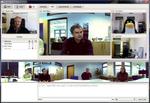 Rundumblick bei Video-Meetings
