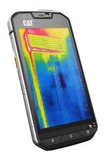 MWC: Smartphone mit eingebauter Wärmebildkamera