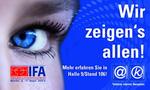 Aetka kehrt auf die IFA zurück