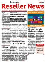 »Windows 8« soll das Blatt wenden