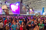 Gamescom 2012 auf Vorjahresnivau