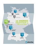 Düsseldorf ist Android-Hauptstadt