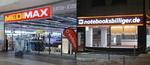 Gemeinsame Holding für Notebooksbilliger.de und Medimax