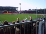 Wick Hill lädt ins St. Pauli-Stadion