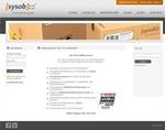 Sysob relauncht Webseite und Online-Shop
