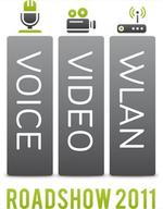 TLK geht auf »Voice, Video & WLAN«-Roadshow