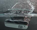 Wenn wasserdichte Smartphones Leck schlagen