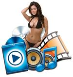 Filme, Software, Musik, Hörspiele und Erotik werden gerne heruntergeladen – und abgemahnt! © Hersteller / Archiv