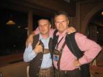 Markus Walcher (Barracuda) und Grzegorz Sikorski (Dagma)