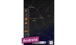 Google Sky Map: Per Smartphone durch die Galaxis: Mit Google Sky Map werden Sie zum Sternenreiter und können die Sterne und Planeten unserer Galaxie erforschen. Mithilfe des im Handy integrierten GPS-Empfängers wird der aktuelle Standort lokalisiert