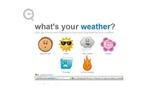 Musik für jede Wetterlage: Icon anklicken und lauschen.