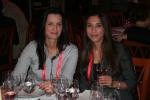 Martina Kern und Melanie Buonocore beide vom Ingram Micro...