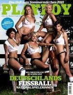 von links: Selina Wagner, Annika Doppler, Julia Simic, Kristina Gessat, Ivana Rudelic Foto: Sacha Höchstetter für Playboy 07/2011  ...