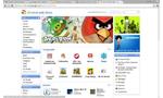 Über den Chrome Web Store bekommt man Web-Applikationen.