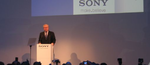 Sony CEO Howard Stringer verkündet die Strategie des Elektronikriesen