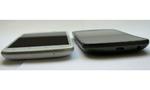 Design und Verarbeitung  Beide Modelle sind fast genauso dünn wie eine Schokoladentafel, dabei ist das Nexus ist mit 8,94 Millimeter sogar noch etwas flacher als das XL (9,9 Millimeter).  © connect