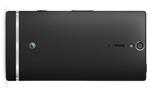 Sony Xperia S  Der Nahfunkstandard NFC ist ebenfalls mit an Bord. Das Gehäuse des 10,6 Millimeter dünnen Smartphones ist angenehm schlicht gestaltet. Einziges optisches Extra ist die transparente Bedienleiste im unteren Drittel. Künftige Xperia-Sma