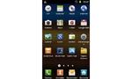 Samsung Galaxy S2 LTE  Wie gewohnt: Die Android-Oberfläche des LTE-Prototypen bietet den üblichen Anblick und für das Google-System typischen Funktionsumfang. © connect