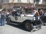 Vom HP Pavillon hatten die Partner freier Blick auf die Mille Miglia