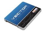 OCZ Vector Schnittstelle: SATA (6Gb/s)   Formfaktor: 2,5 Zoll   Verfügbare Kapazitäten: 128, 256 und 512 GByte  Garantie: Fünf Jahre (Foto: OCZ)